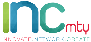 INCmty logo entrepreneurship festival in monterrey