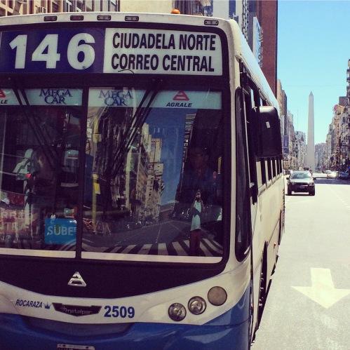 Colectivo de Buenos Aires