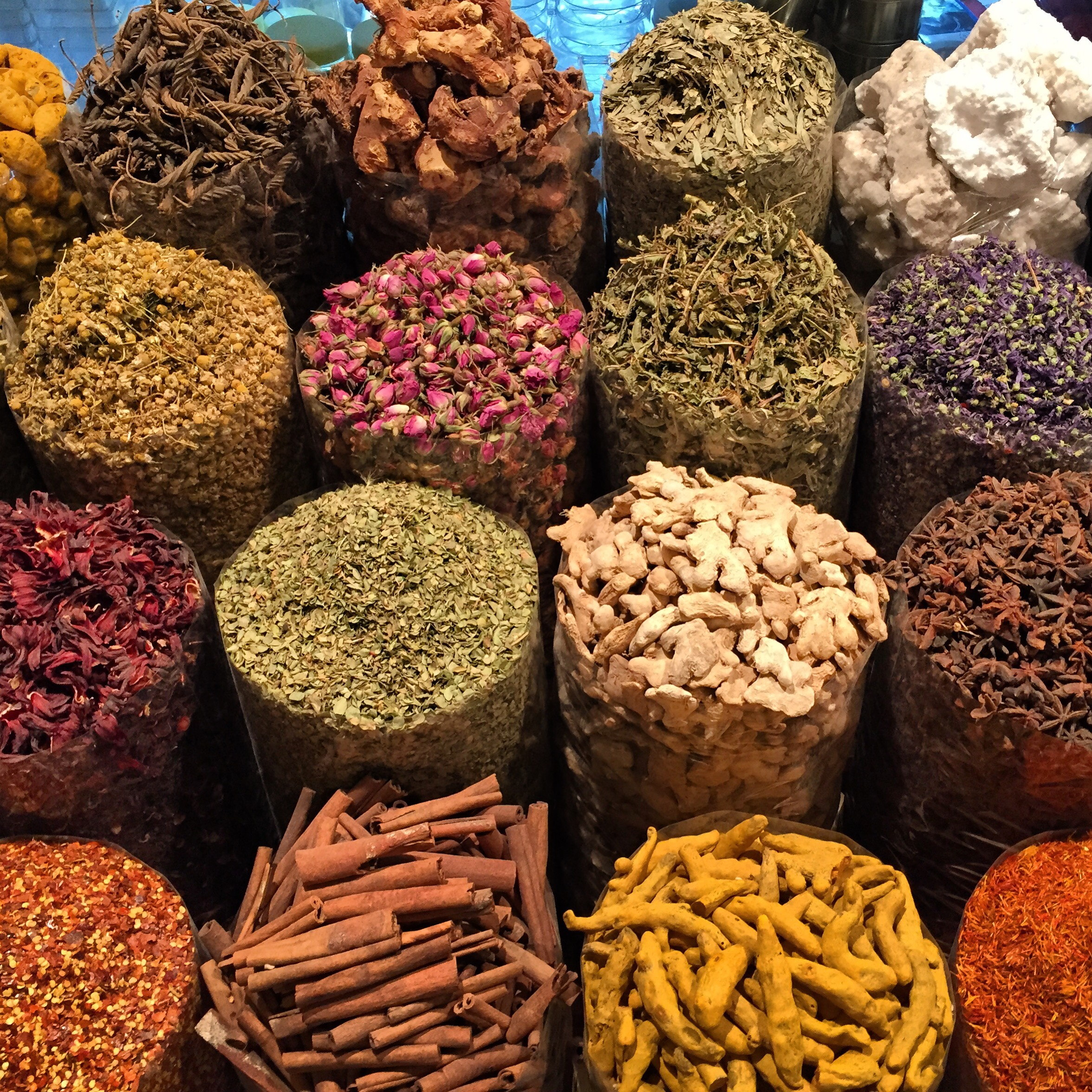 Spices souk in Dubai