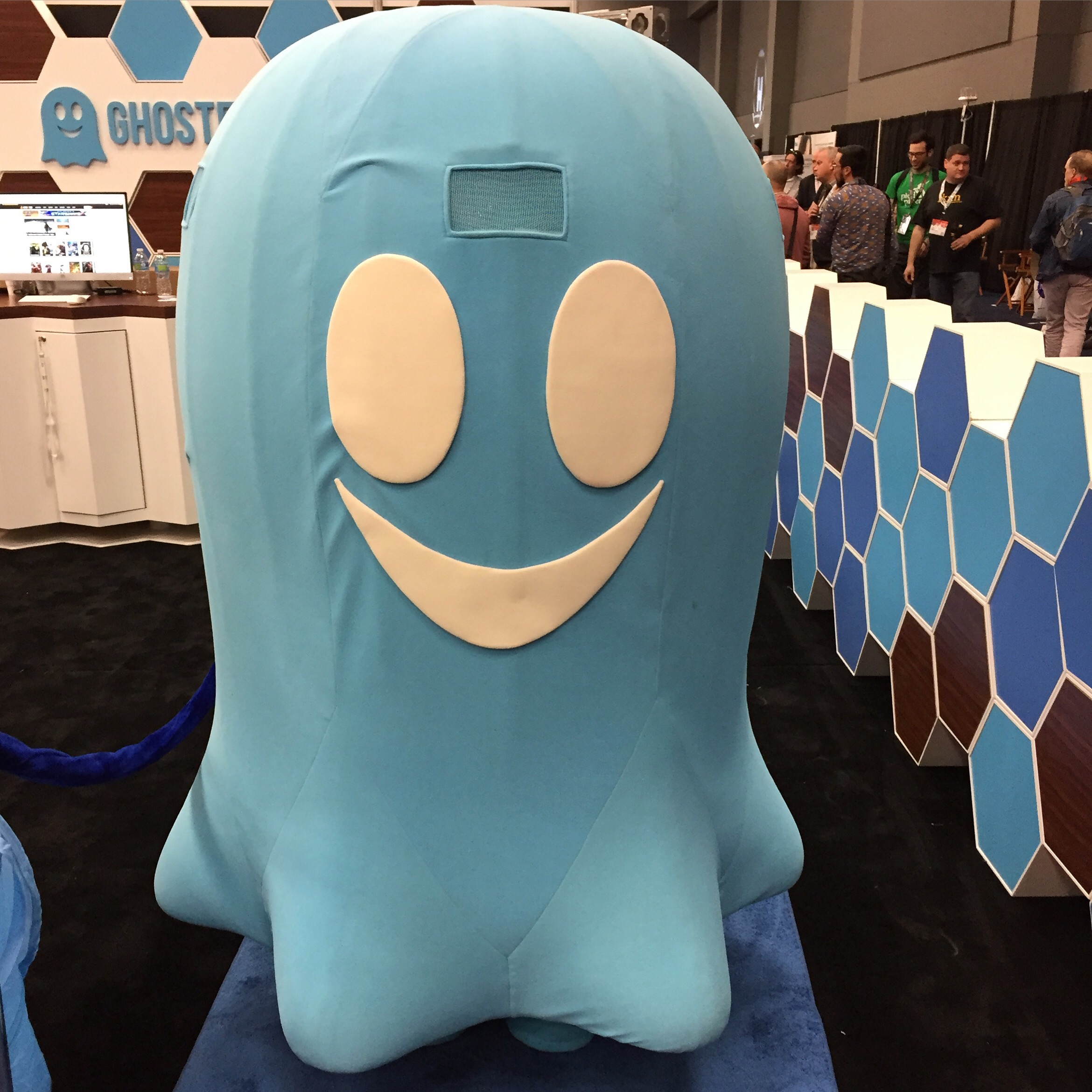 Ghostery mascot
