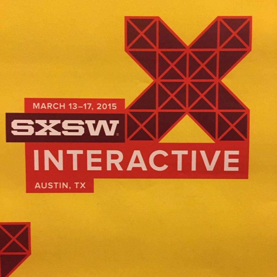 SXSW 2015 logo