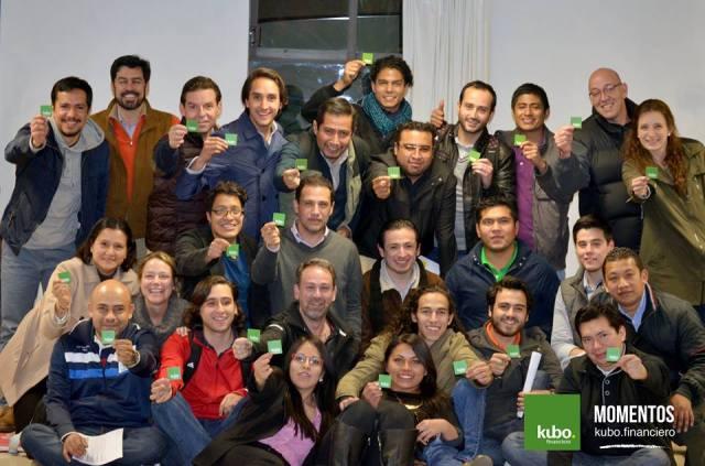 kubo.financiero team Mexico leading p2p lending platform