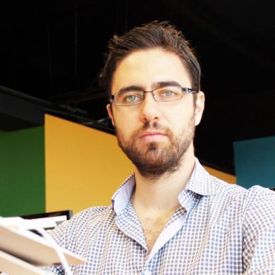 Adalberto Flores CEO and founder of Kueski Guadalajara Mexico online loans