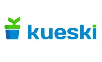 kueski logo startup de prestamos en linea en mexico