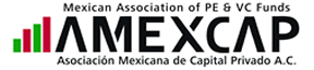 Amexcap (Mexican private equity & venture capital association) logo