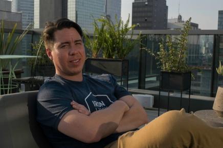 Julian Balderas, GM of Ironhack Mexico