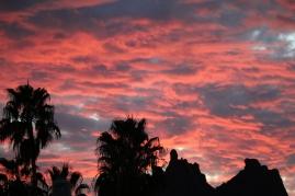 Sunset at San Carlos, Sonora, Mexico